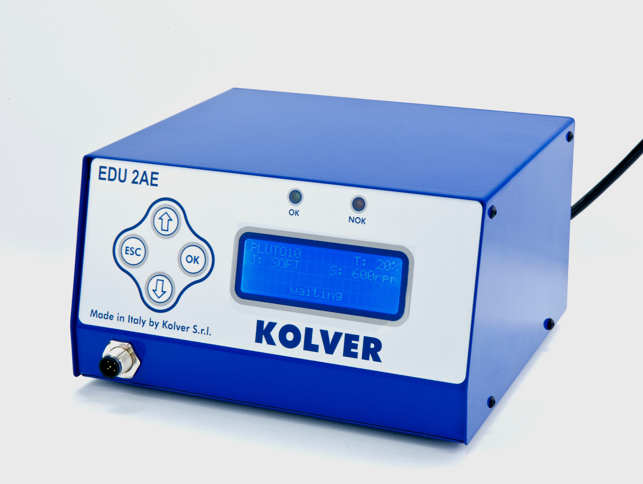 Kolver-screwdriver-controller-EDU2AE