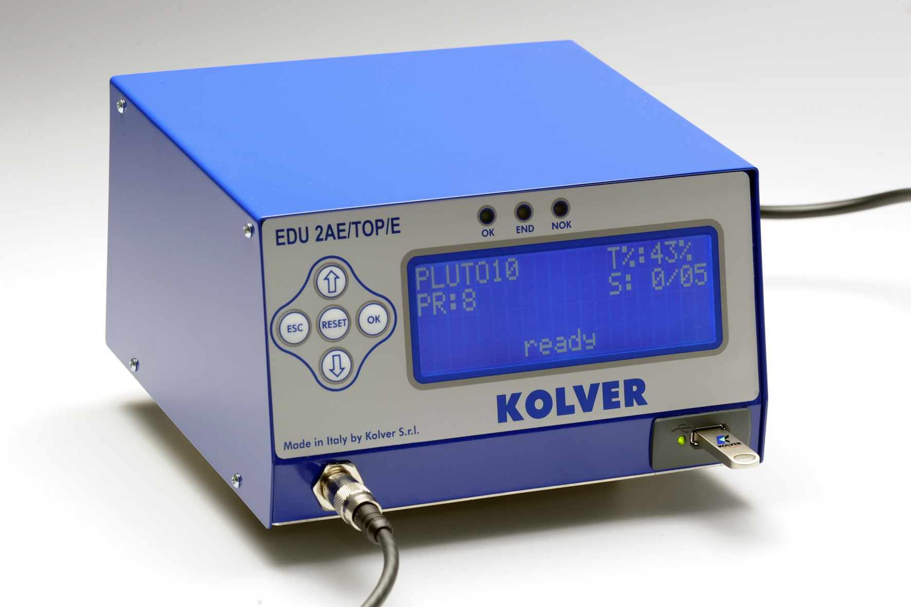 Kolver-screwdriver-control-unit