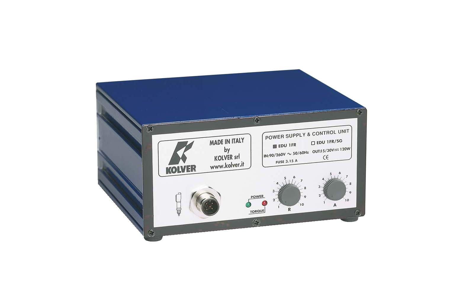 KOLVER-EDU1FR-control-unit-for-FAB-RAF