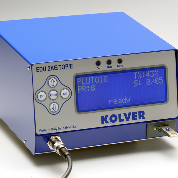 Control Units For Kolver Electric Screwdrivers