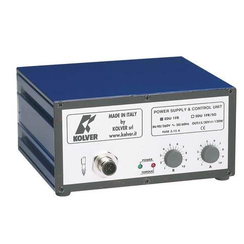 L 39 unit di controllo e alimentazione serie edu per for Unita di capacita per condensatori elettrici